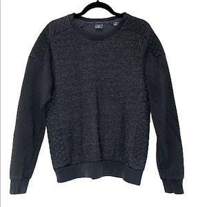 Scotch & soda Amsterdam couture navy sweater
